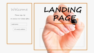 What's a Landing Page & How To Make Big Bucks Using One