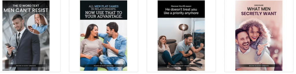 Pinterest Ads Examples